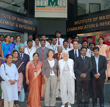 IBMR International Visiting Faculty