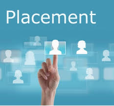 PLACEMENT WEEK 7th to 14th Feb 2019