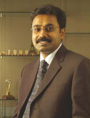 IBMR Chairman-Vinaychandra Mahendrakar